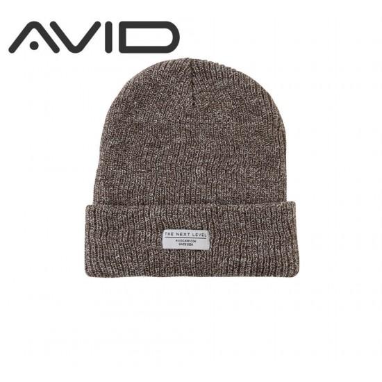 Avid Oatmeal Beanie Hat