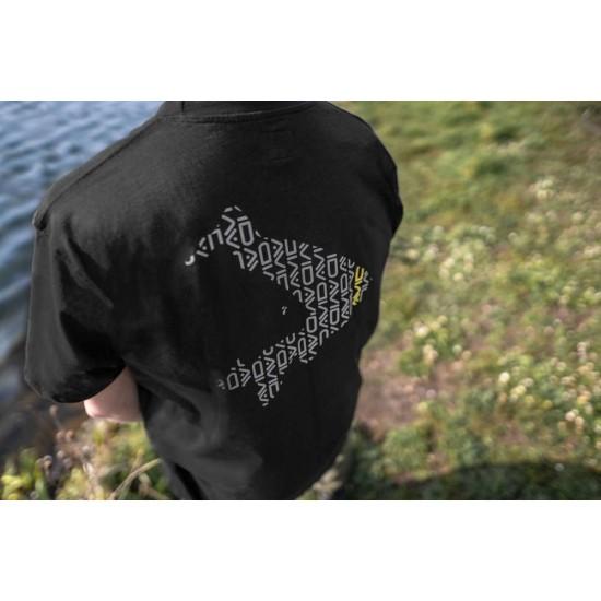 Avid Black T-Shirt