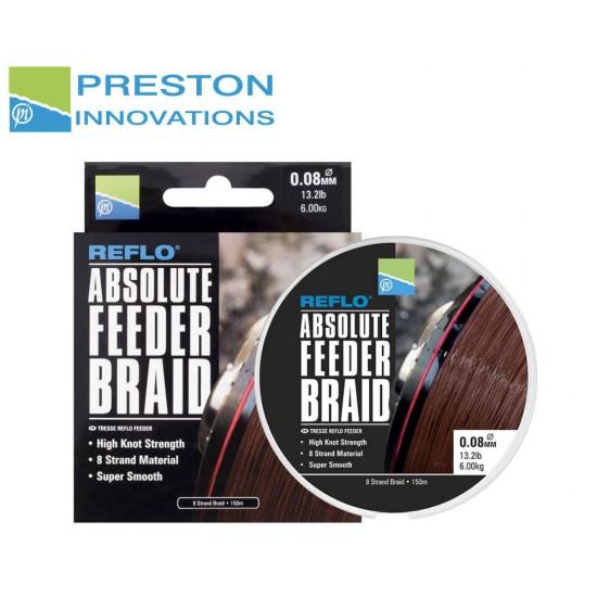 Preston REFLO Absolute Feeder Braid