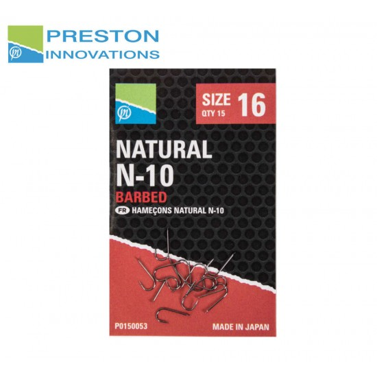 Preston Natural N10 udice