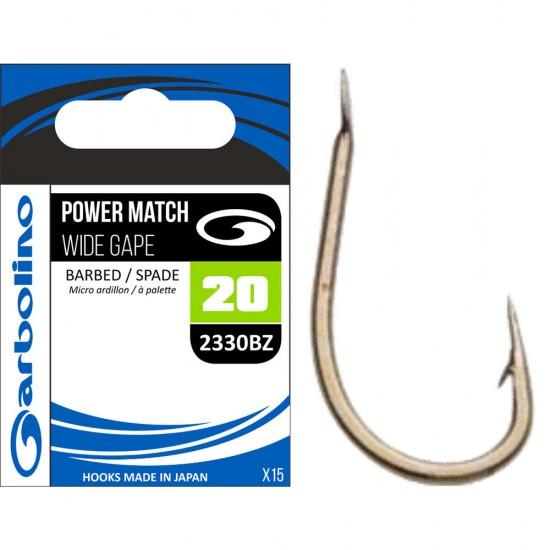 Garbolino 2330BZ Power Match - Wide Gape