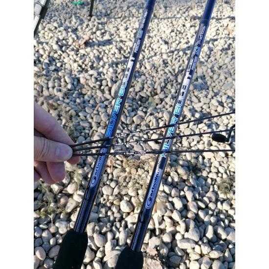 Garbolino Silver Bullet Slim Feeder 3,6m 120g