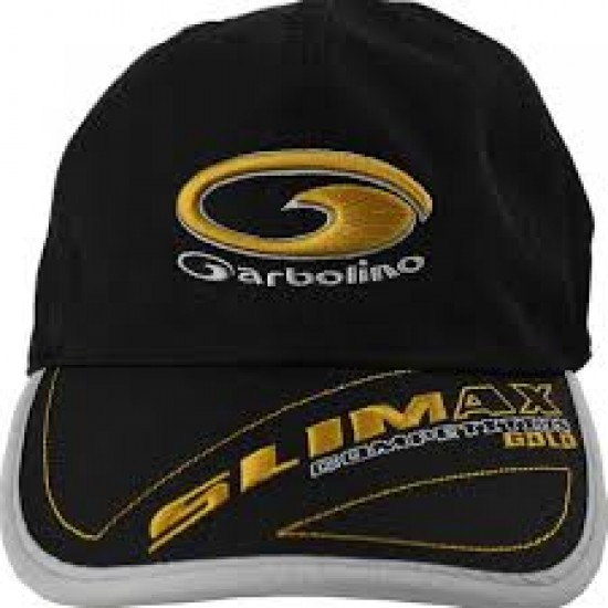 Garbolino Cap Slimax Gold
