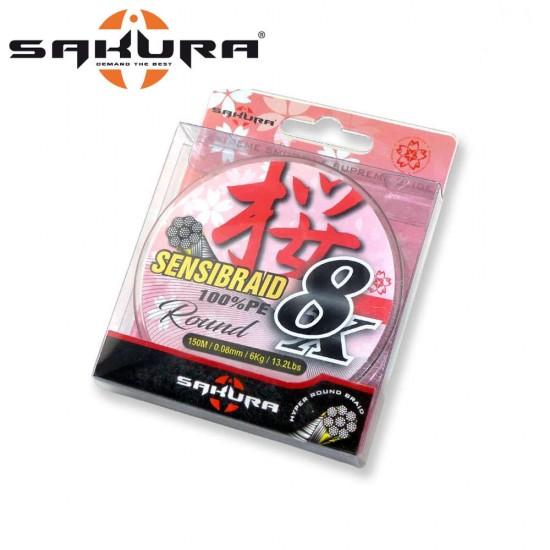 Sakura Sensibraid 8X 150m