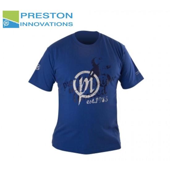 Preston T-Shirt - Royal Blue