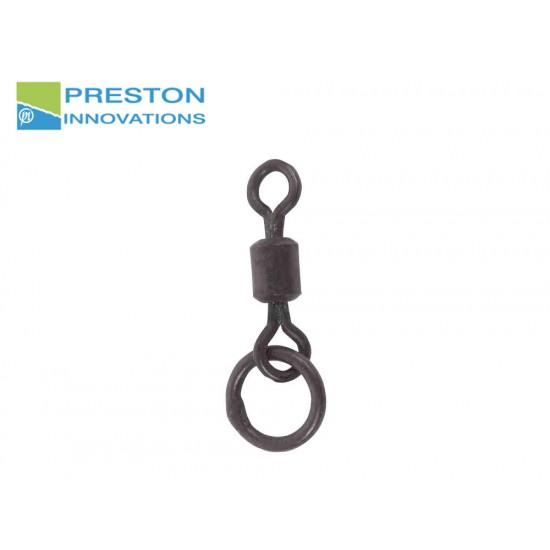 Preston Method Ring Swivels