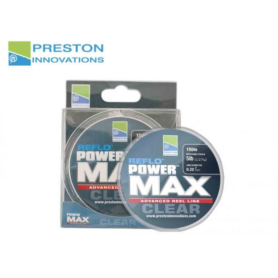 Preston REFLO Power Max Clear 150m