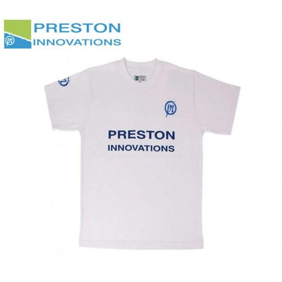 Preston T-Shirt - White
