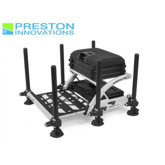 Preston Absolute 36 White Edition Seatbox