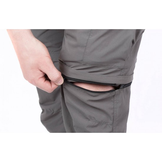 Preston Zip Off Cargo Trousers