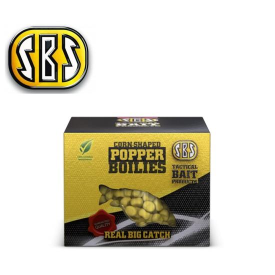 SBS Corn Shaped Popper Boilies 40g