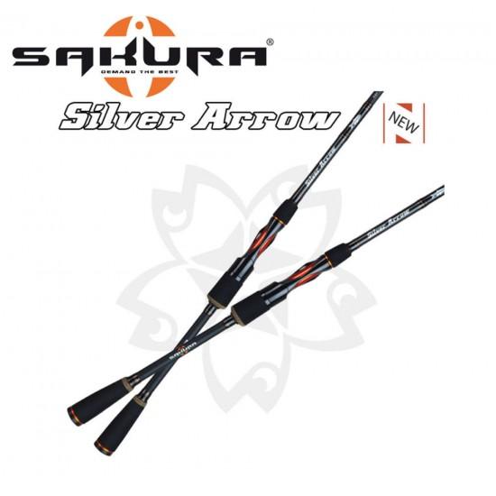 Sakura Silver Arrow