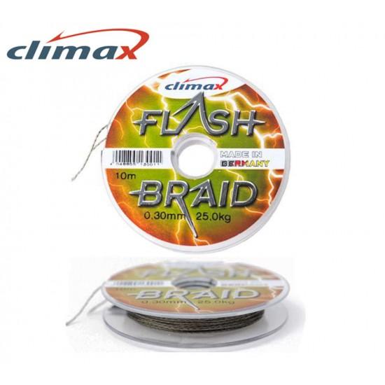 Climax Flash Braid Sinking 25m