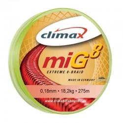 Climax MIG8 100m struna