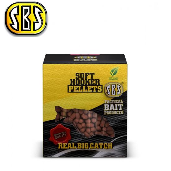 SBS Soft Hooker Pellets