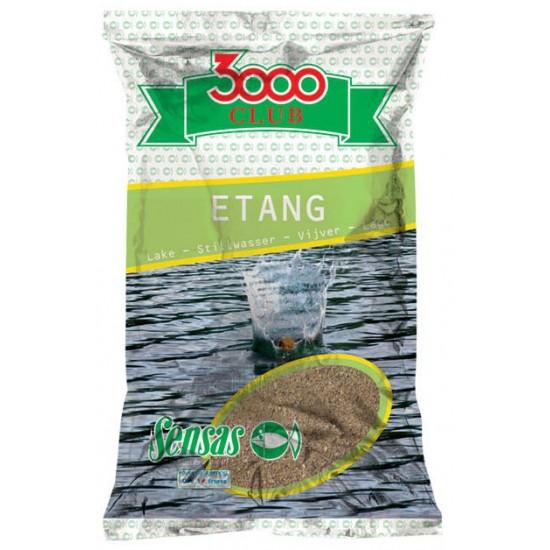 Sensas 3000 CLUB Etang(Lake)