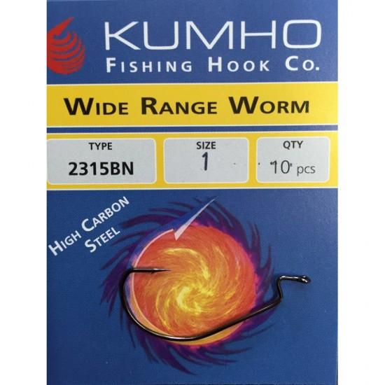 Kumho 2315BN Worm udice